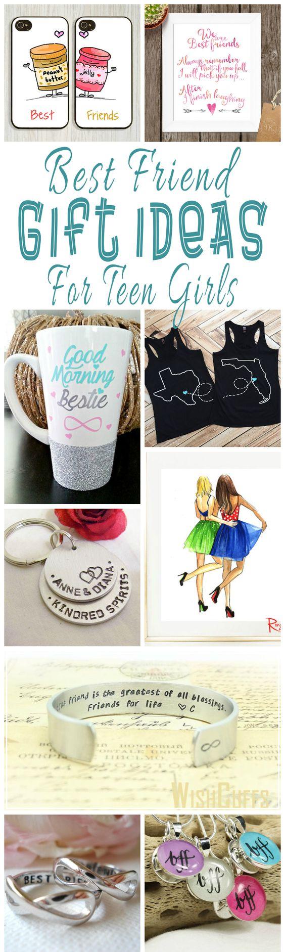Best Friend Gift Ideas For Teens Pinterest Unique