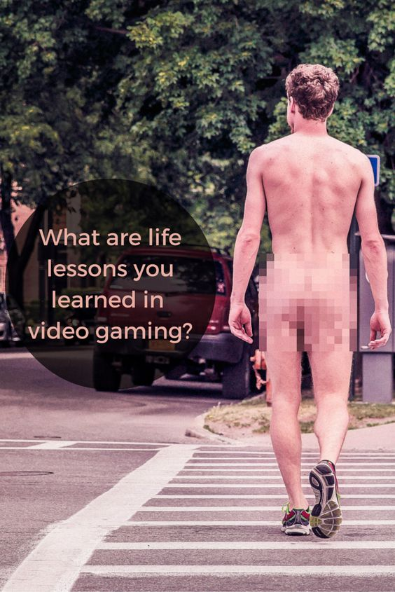 lessons learned video gaming