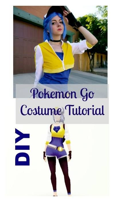 diy pokemon go costume