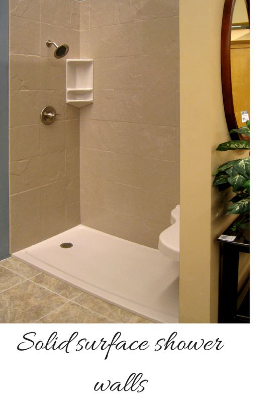 How To Compare Grout Free Shower And Tub Wall Panels Clean Shower Cleanses And Acrylics