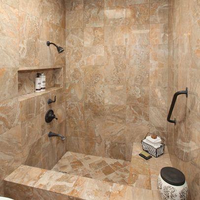 Sunken Tub And Shower Bathrooms Pinterest Sunken Tub
