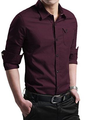 FREE Button Down Shirt Pattern - 11 Handmade Gifts for Dad
