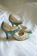 20 Vintage Wedding Shoes that WOW | http://www.deerpearlflowers.com/20-vintage-wedding-shoes-that-wow/: