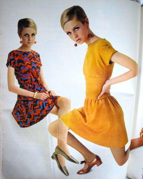 Twiggy, Vogue Magazine, 1967. Veja também: http://semioticas1.blogspot.com.br/2011/07/fala-da-moda.html: