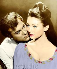 Image result for tony curtis color and christine kaufmann