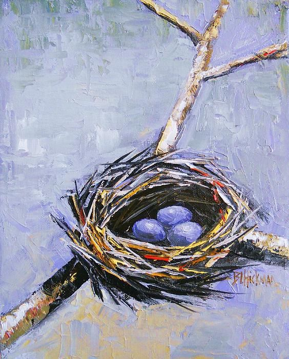 The Nest Trees, Beautiful and Flies away