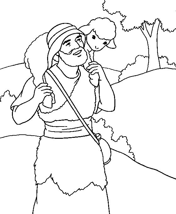 sheep lost and coloring pages on pinterest