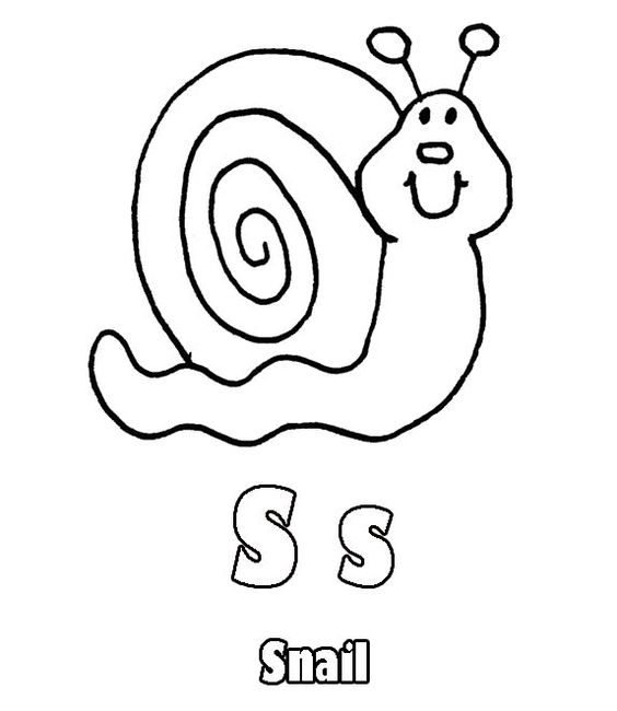 snails coloring pages and coloring on pinterest