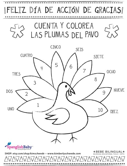 thanksgiving coloring sheets coloring sheets and in spanish on