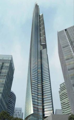 Dubai Pentominium Tower