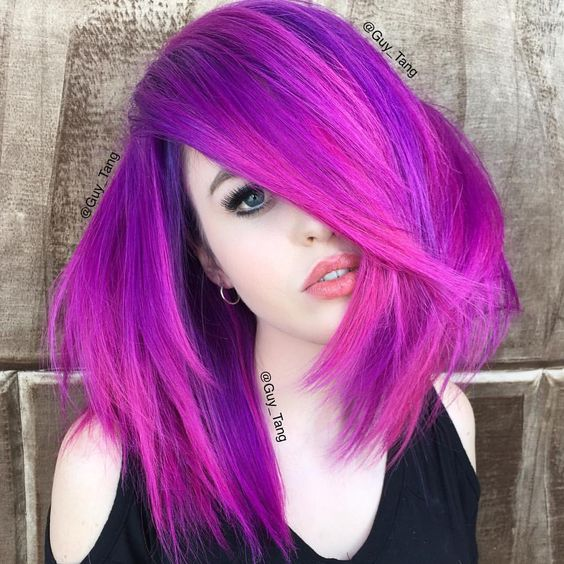Guy Tang New Looks And Rainbow Hair On Pinterest