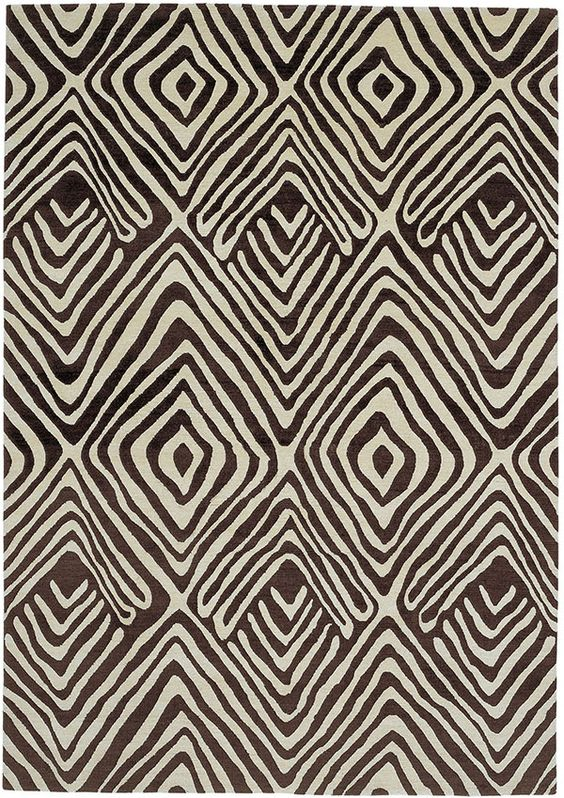 Tribal Diamond by Diane von Furstenberg for The Rug