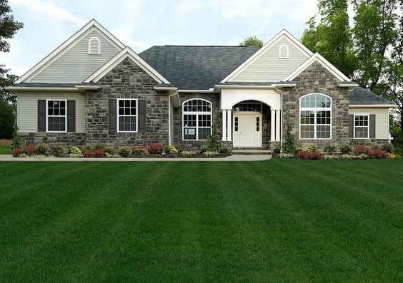 Custom Homes Floor Plans: The Litchfield Ranch Floor Plan
