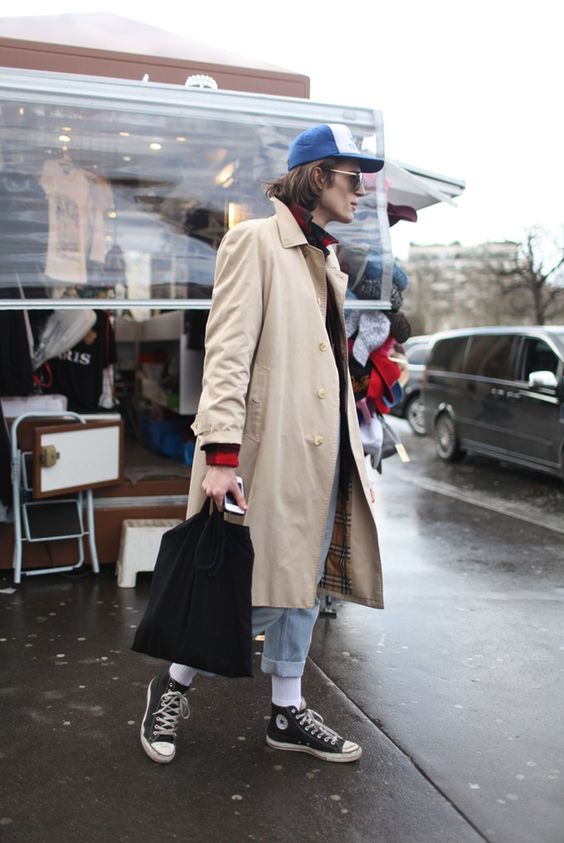 They Are Wearing: Paris Men's Fashion Week Fall 2014: