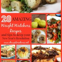 20 Amazing Weight Watchers Recipes (Plus Products & Tips To Help You Keep Your New Year's Resolution)