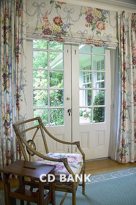 The Doors French Doors And Roman Shades On Pinterest