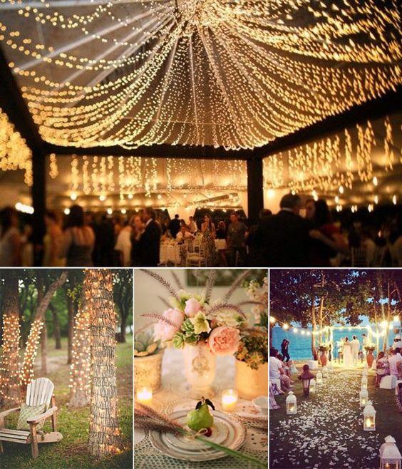 Hot Summer Wedding Ideas for 2014 Pinterest Receptions