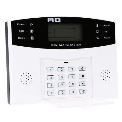 KKmoon Alarma GSM SMS Inalámbrica 99 Zonas por 54,99 € Puede almacenar 6 grupo de números de #teléfono y 2 grupo de números SMS. Grabación de 10 segundos. #Built-in locutor de voz #digital artificial. . #alarma #chollos #hogar #seguridad: