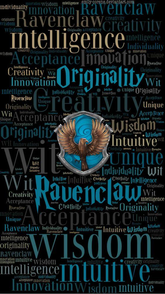 HD Ravenclaw Phone Wallpaper by emilycorene on DeviantArt