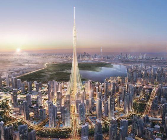 Dubai Iconic Tower
