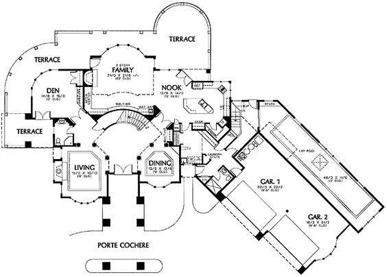 House Plans, Pool Houses And Pools On Pinterest