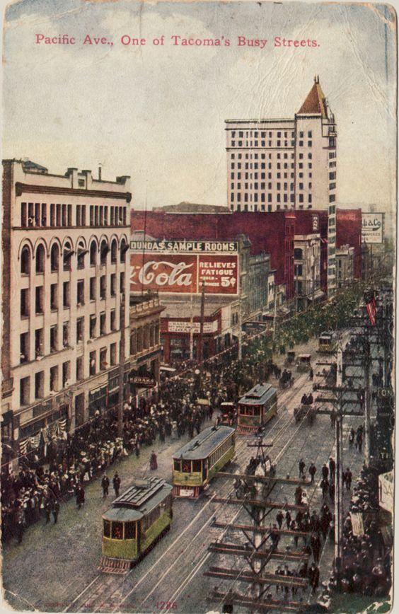 Woah, pacific avenue a long time ago! Pinterest