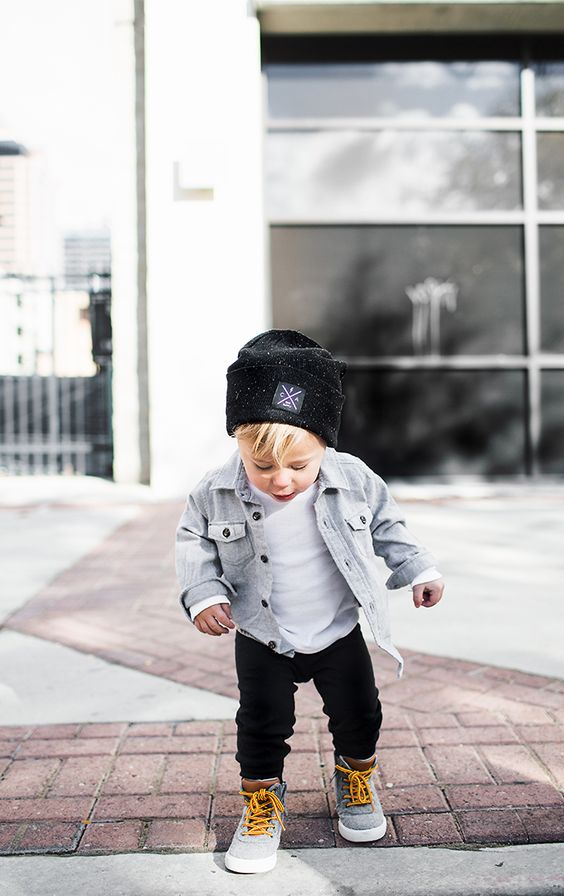 Kids fall fashion: