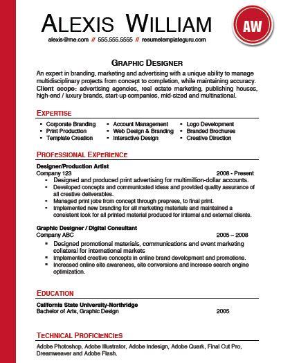 resume templates word 2013