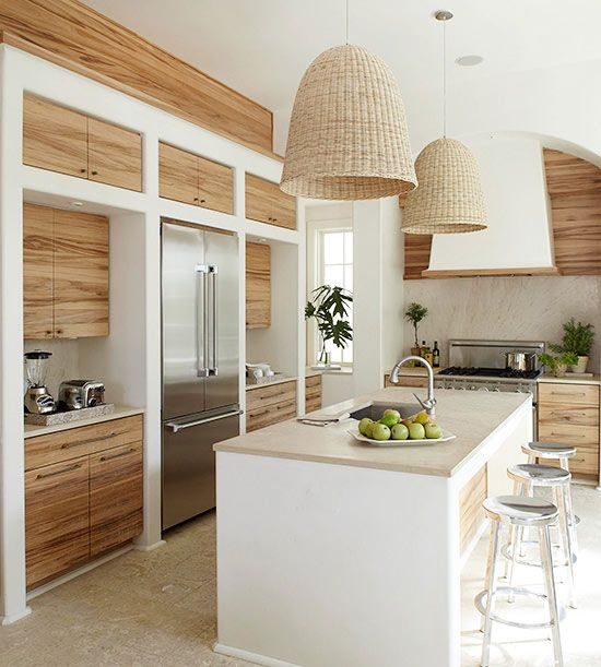 Kitchens with Pendant Lighting: