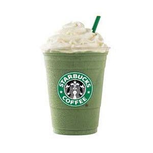 Image result for green tea frappuccino with frap roast