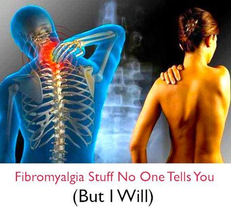 Image result for Fibro Stuff No One Tells You (But I Will)