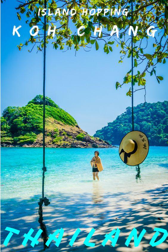 Snorkeling and Island Hopping Koh Chang Thailand