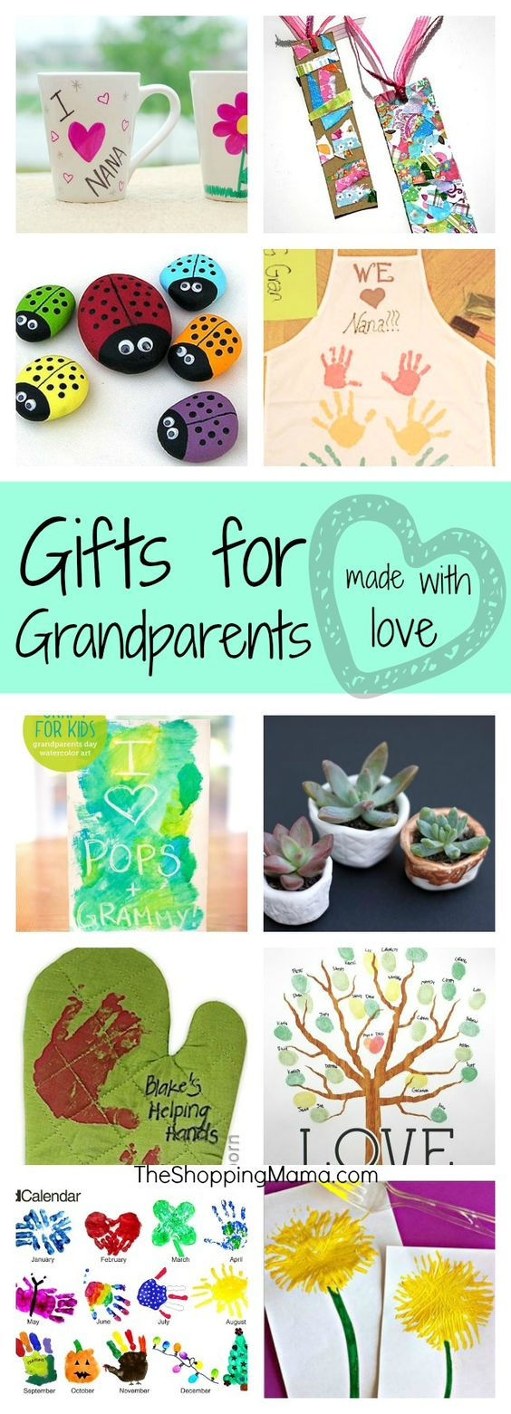 Handmade Gifts for Grandparents The great, This sunday