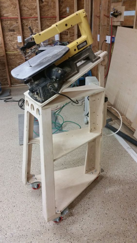 Diy woodworking, Home decor and Saw stand on Pinterest
