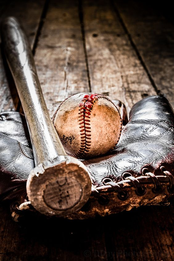 Are you ready for Opening Day?! Baseball 4 by Doug Day #MLB_2014 #baseball: