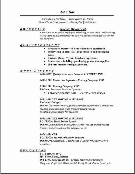 resume resume templates and forensic science on pinterest