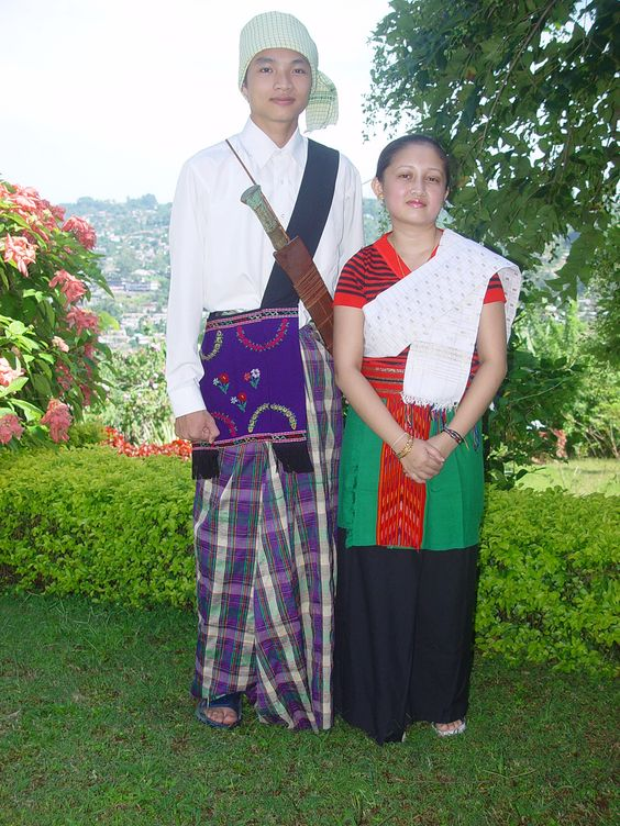 The Khamti, are a subgroup of the Shan people Lohit