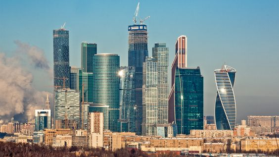 Moscow International Business Centers