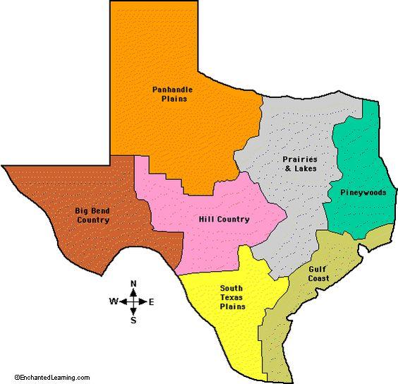 Texas Climate Map East Texas Sw Louisiana Weather East