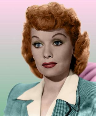 Image result for lucille ball and suzan ball