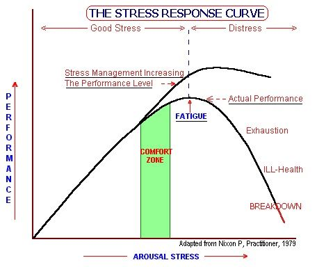 Stress Management - Good Stress vs Bad Stress