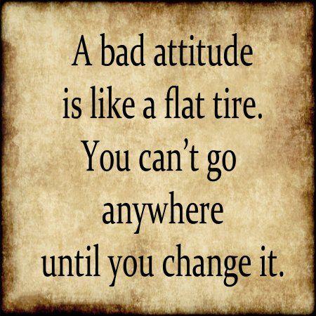 Bad Attitude: