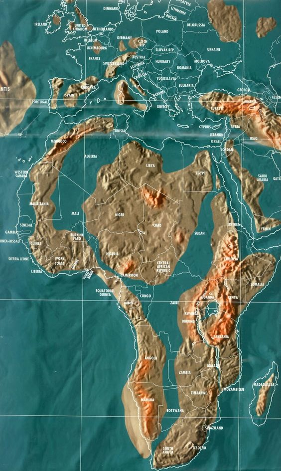 Ley Lines in America Edgar Cayce's Map, which