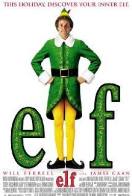 Elf (2003). I'll admit it. I just never got Will Ferrell until I saw elf. He's childish, but in the best way possible. When holiday stress starts to edge out the good stuff,  I pop this dvd into the player and get the joy of the season back again.: