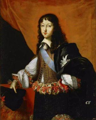 Philippe de France, Monsieur, duc d'Orléans, enfant, d'après Juste d'Egmont