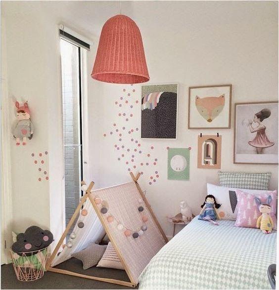 Dica para suavizar a decoração dos pequenos | Macetes de Mãe: