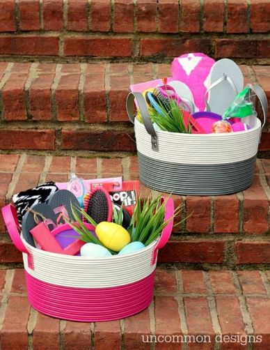 Tween Easter Basket Ideas!  What every tween girl wants for Easter!  by Uncommon Designs: