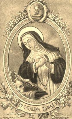 sveta Katarina Tomas - devica