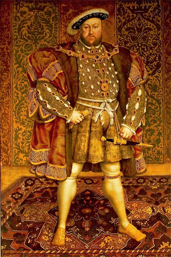 Portrait, The younger and Henry VIII on Pinterest