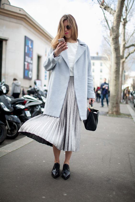 They Are Wearing: Paris Fashion Week [Photo by Kuba Dabrowski]: